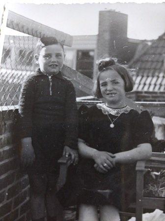 Mark en Lenneke Benjamins